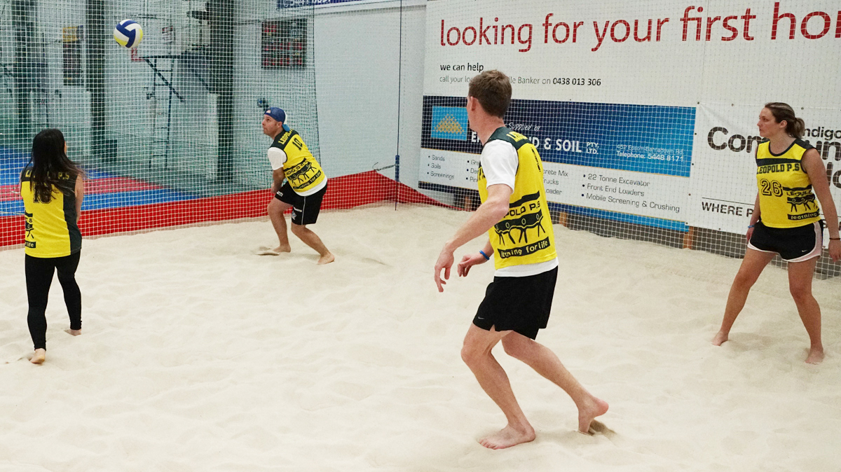 How to do Sports Photography Beach Volleyball
