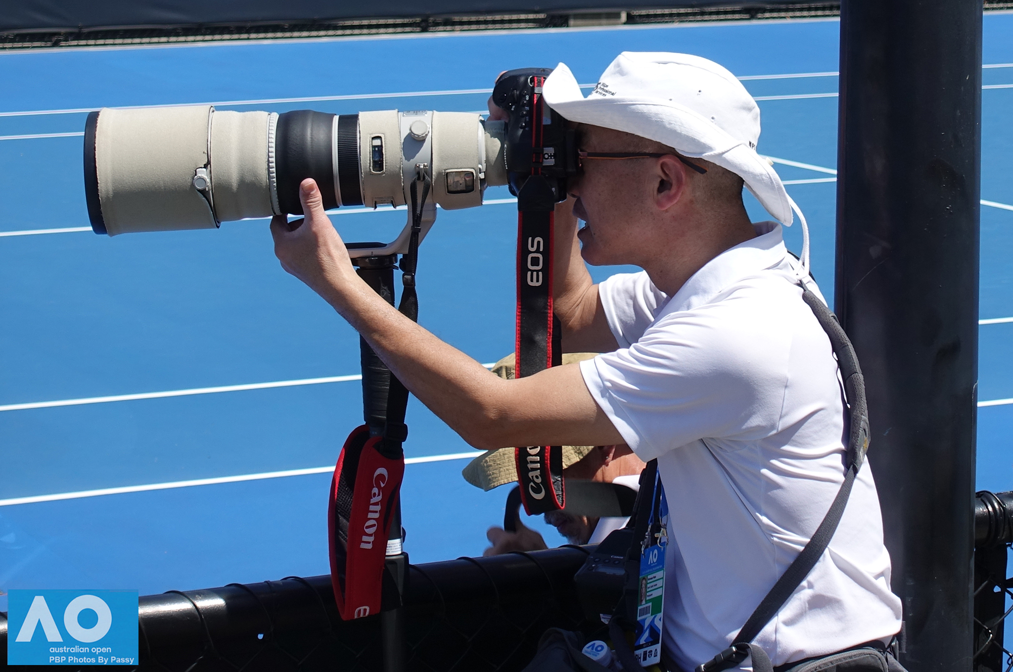 How to do Sports Photography Great Tennis Location