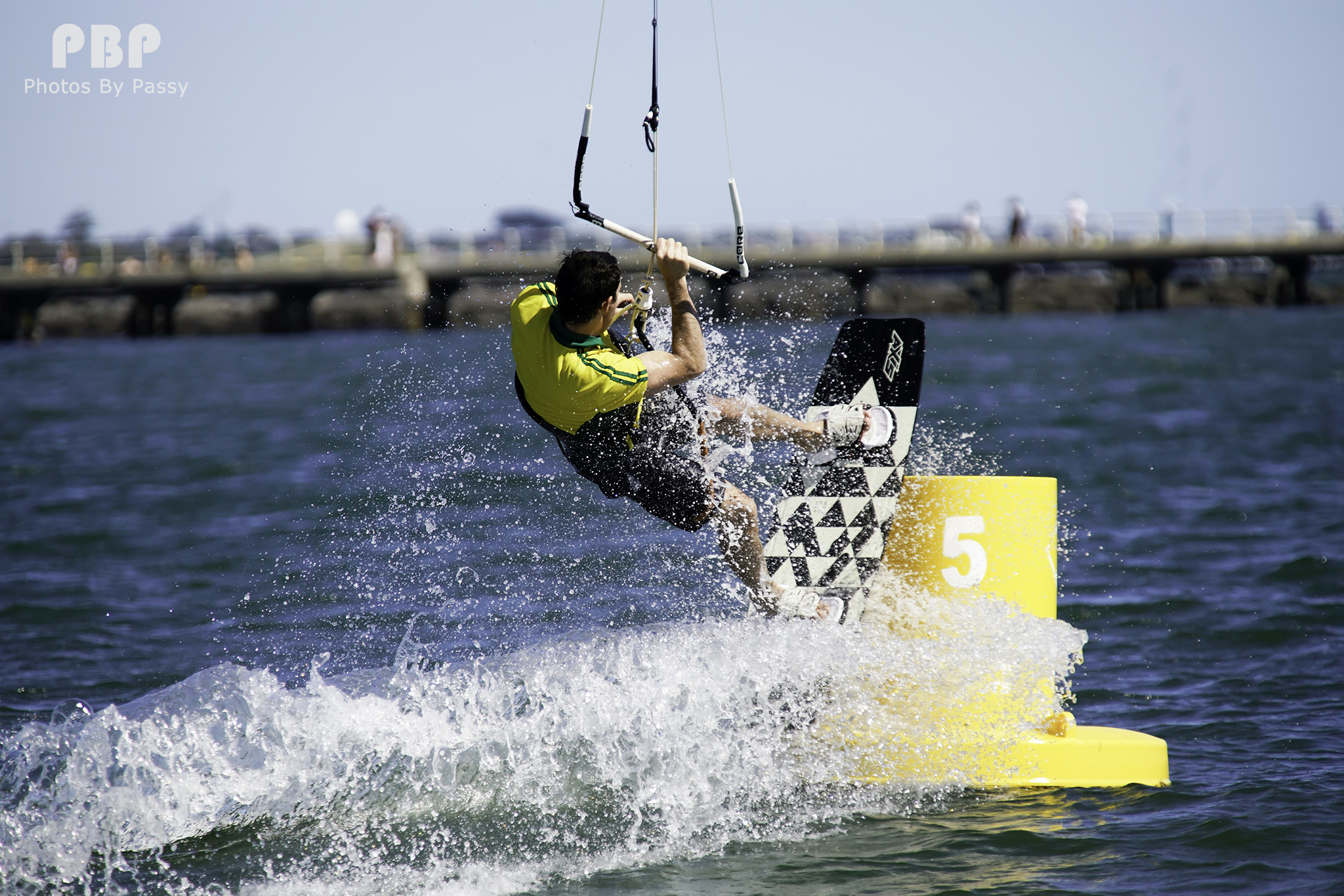 How to do Sports Photography Kite Boarding One