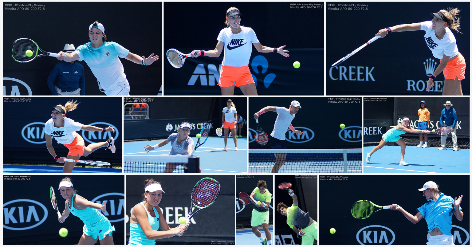 Sports Photography Collage 04