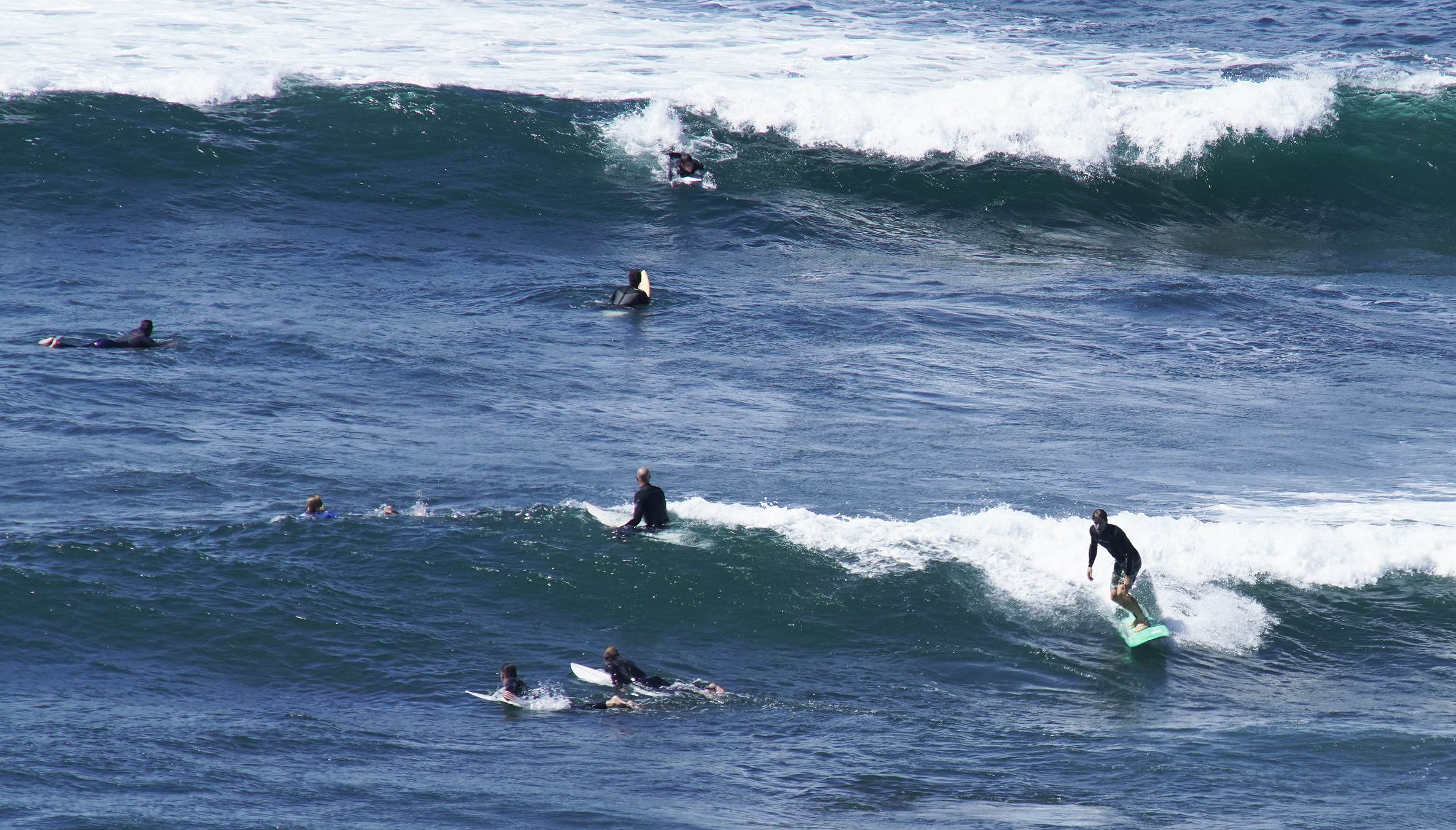 How to do Sports Photography Surfing One