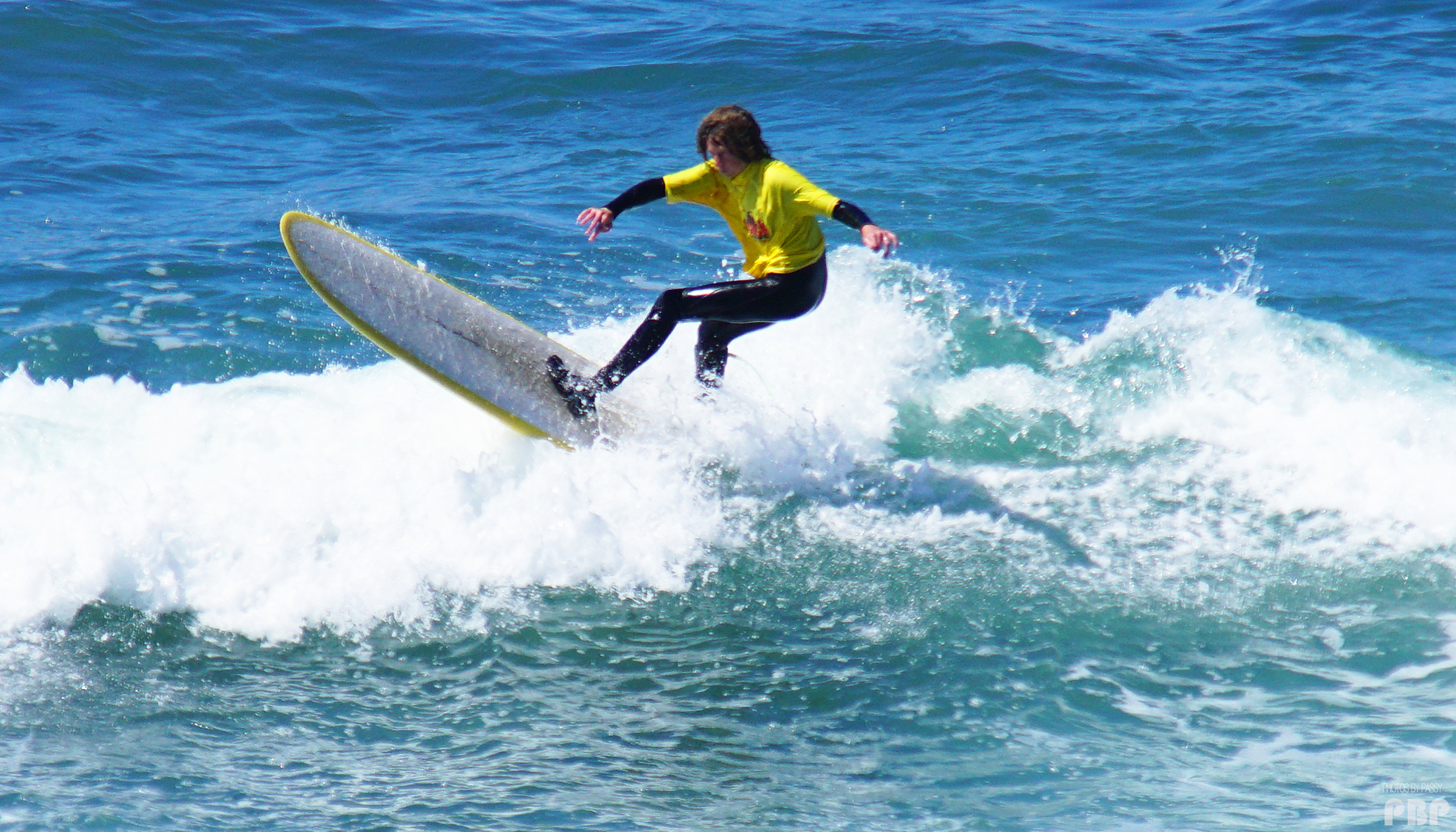How to do Sports Photography Surfing 2