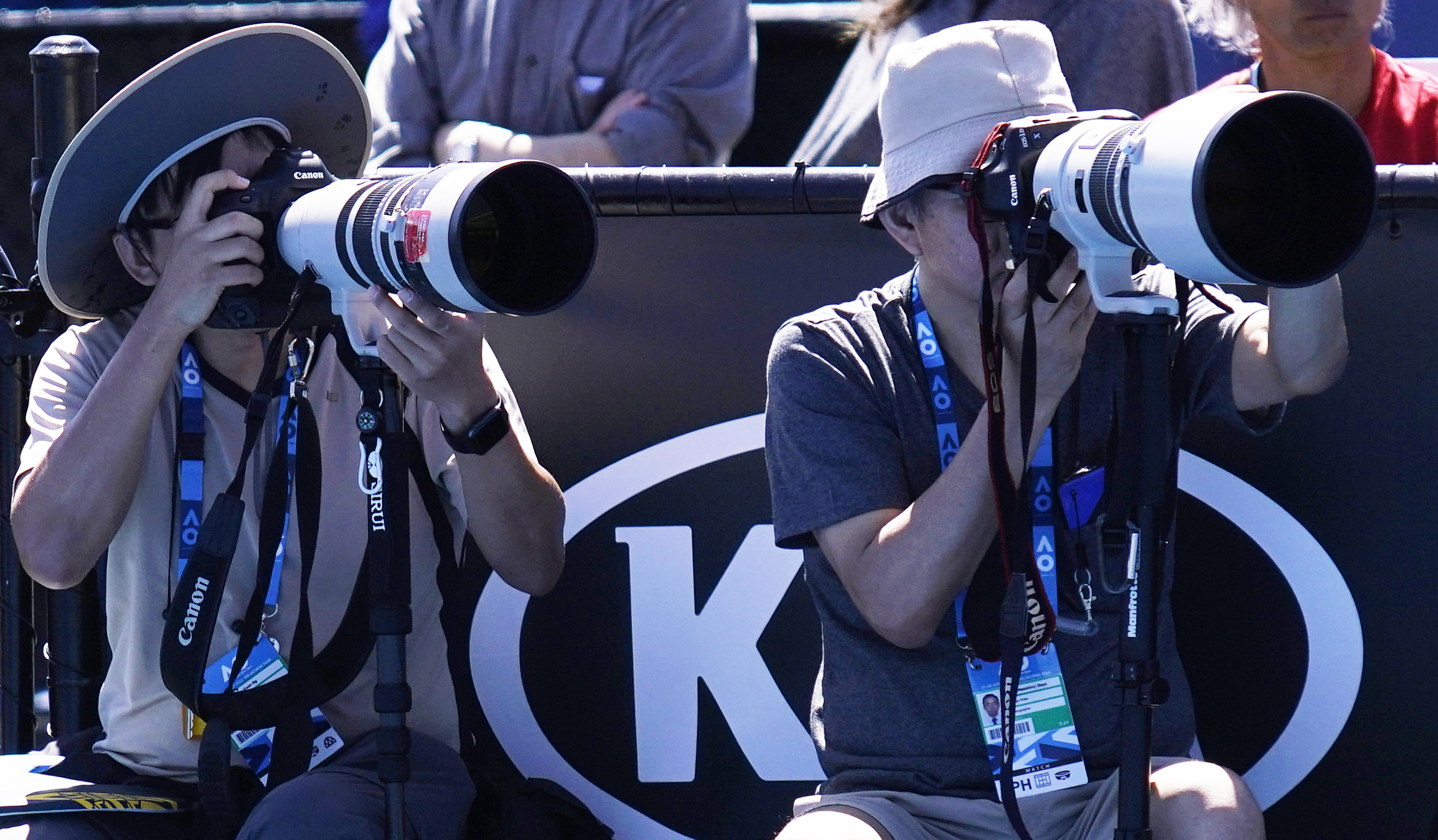 How to do Sports Photography On court Tennis Pro Gearhauruses