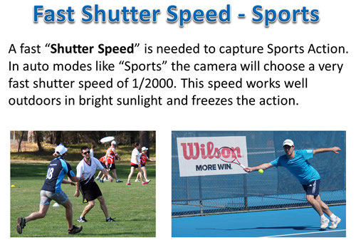 How to do Sports Photography Shutter Eleven