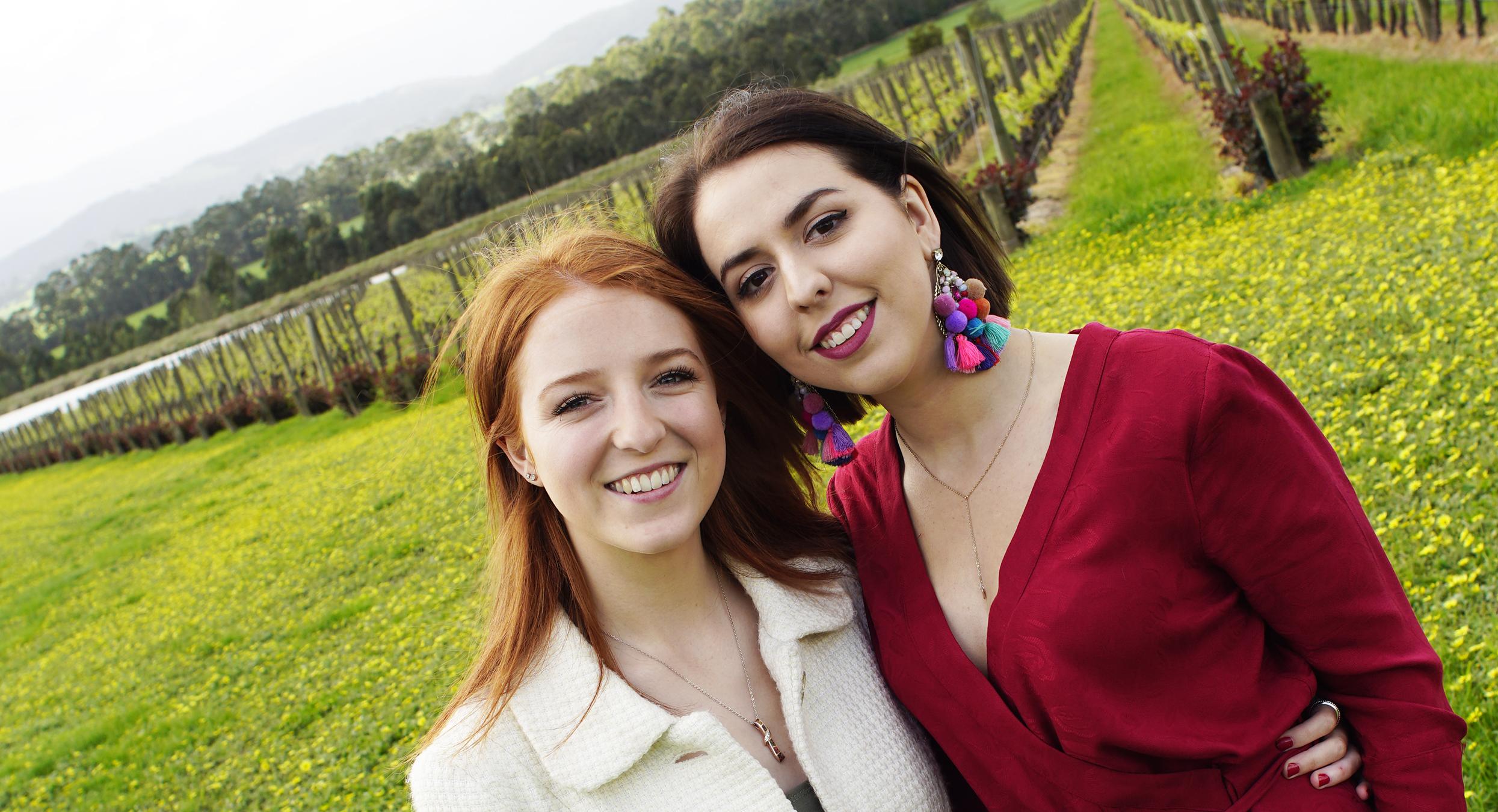 Minolta 28mm F2 Prime Lens Winery Ladies 18