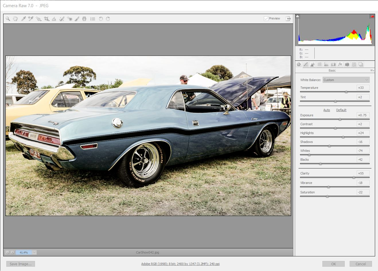 How To Adobe Camera Raw 13