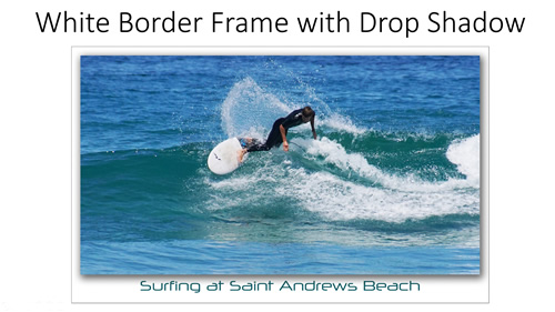How to Photoshop Borders and Frames 02