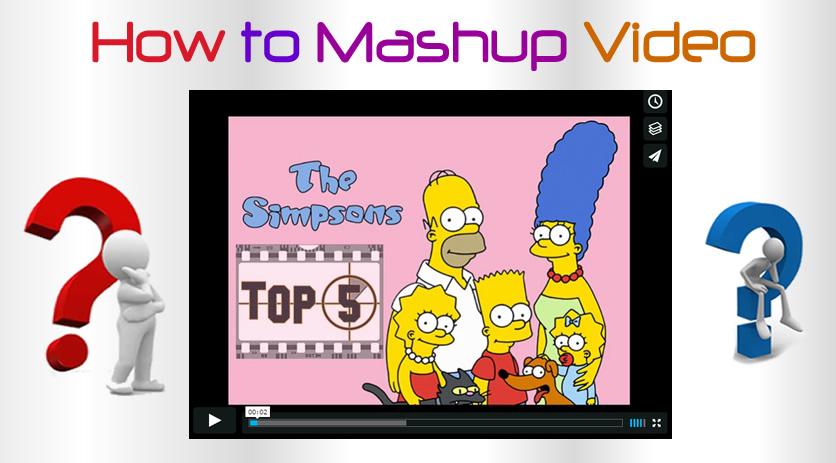 How to Mashup Video JPG